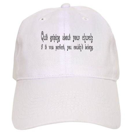 Perfect Church Cap