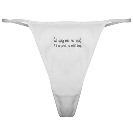 Perfect Church Classic Thong