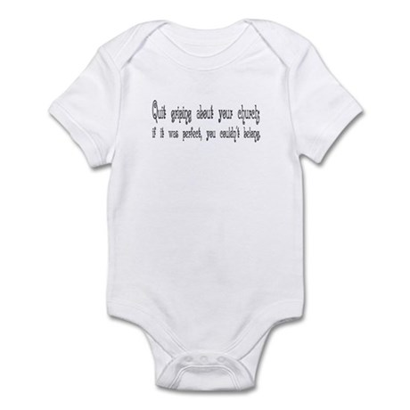 Perfect Church Infant Bodysuit
