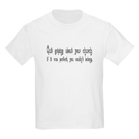 Perfect Church Kids T-Shirt