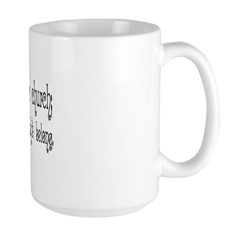 Perfect Church Large Mug
