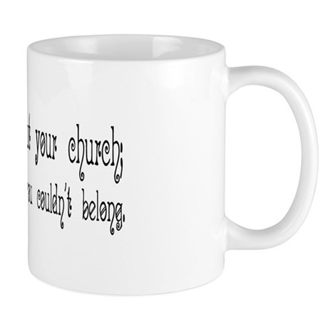 Perfect Church Mug