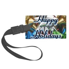 2-BOWS.NOTECARDS Luggage Tag