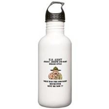 Boot Camp Water Bottle