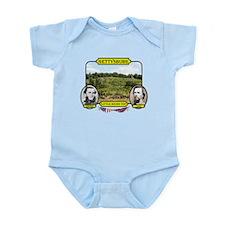 Gettysburg-Little Round Top Body Suit