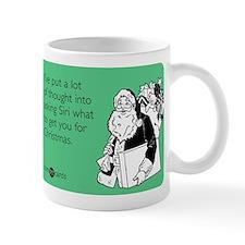 Siri Christmas Mug
