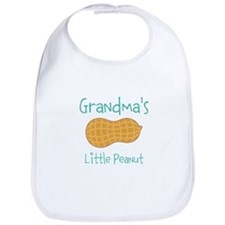 Personalized Little Peanut Bib