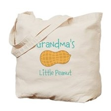 Personalized Little Peanut Tote Bag