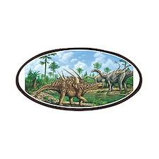 Huayangosaurus Patches