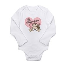 My Heart Belongs to Papaw GIR Body Suit