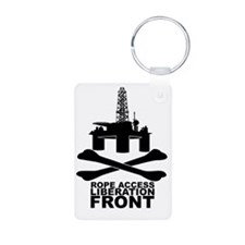 Rope Access Liberation Fro Keychains