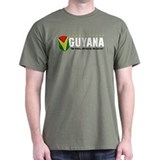 Green Guyana Stars T-Shirt