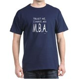 M.B.A.