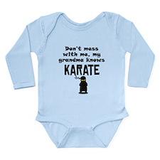 My Grandma Knows Karate Body Suit