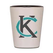 KC Logo Shot Glass
