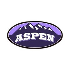 Aspen Violet Patches