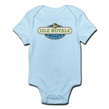 Isle Royale National Park Body Suit