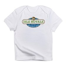 Isle Royale National Park Infant T-Shirt