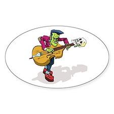 Frankenstein Slap Rythm! (2) Decal