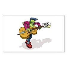 Frankenstein Slap Rythm! (2) Decal