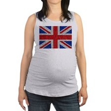 UNION JACK Maternity Tank Top