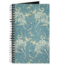 William Morris Tulip Design Journal