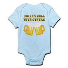 Drinks Well With Others Body Suit