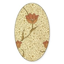 William Morris Garden Tulip Decal