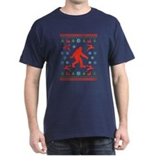 Sasquatch Sweater Tees T-Shirt