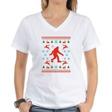 Sasquatch Sweater Tees Shirt