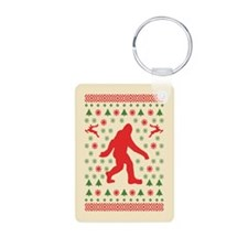 bigfoot-xmas-LTT Keychains