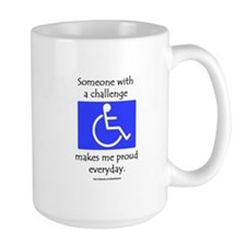"""Wheelchair Pride"" Coffee Mug"