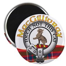 MacGillivray Clan Magnets