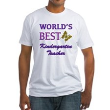 World's Best Kindergarten Teacher Shirt