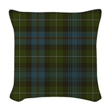 MacKenzie Tartan Woven Throw Pillow