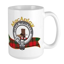 MacAulay Clan Mugs
