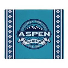 Aspen Ice Throw Blanket