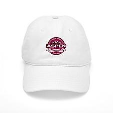 Aspen Raspberry Baseball Cap