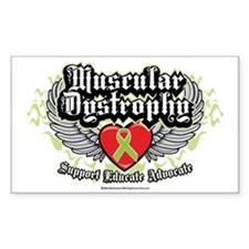 Muscular-Dystrophy-Wings Decal