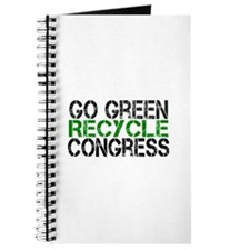 Go Green Recycle Congress Journal
