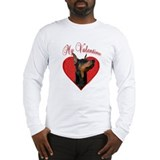 Dobie Valentine Long Sleeve T-Shirt