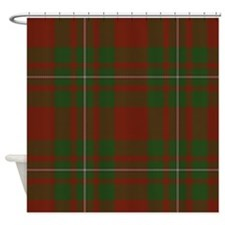 MacGregor Tartan Shower Curtain