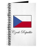 Czech Republic - Flag Journal