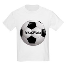 Customizable Soccer Ball T-Shirt