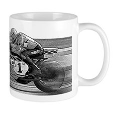 Road Speed Small Mugs