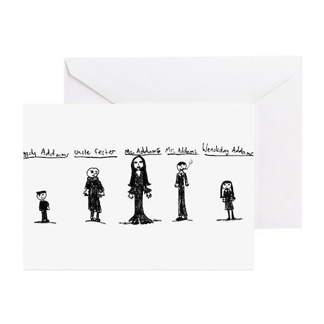 Sadie Style Greeting Cards (Pk of 10)