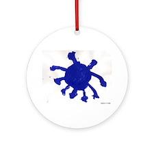 Sadie Style Ornament (Round)