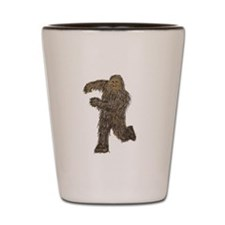 Dancin Sasquatch Small Shot Glass