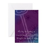Key to Healing Greeting Cards (Pk of 10)