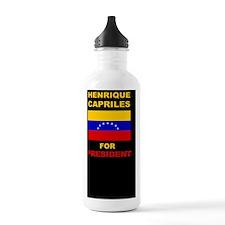 Henrique Capriles for  Water Bottle